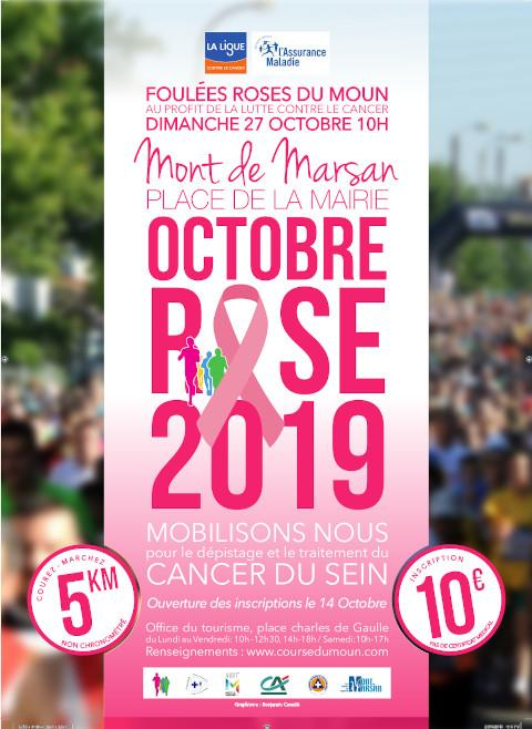 course du moun contre le cancer 2019